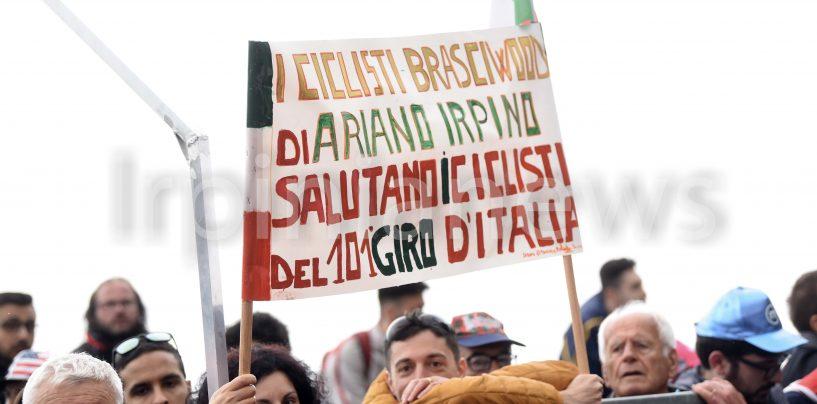 Il Giro d'Italia si ferma a San Giovanni Rotondo, la corsa rosa dimentica il Sud