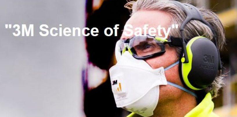 Sicurezza sul lavoro, il tour Science of Safety di 3M arriva anche in Campania