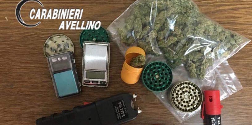 Droga ed armi nascoste nel camper: in manette pregiudicato
