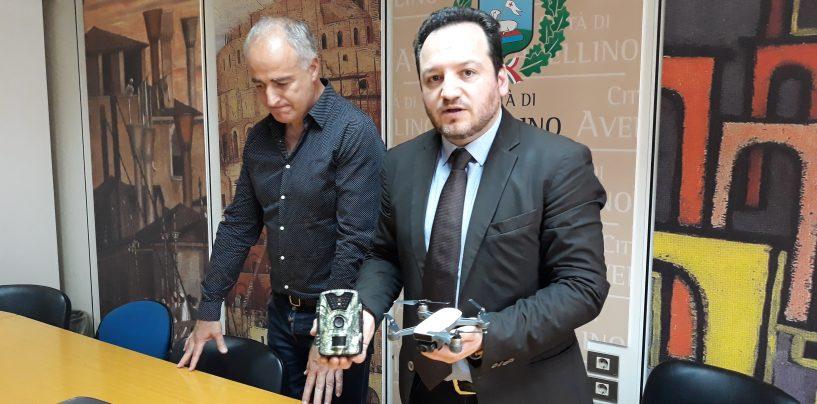 Micro droni e telecamere per stanare i furbetti del sacchetto: parte Everde