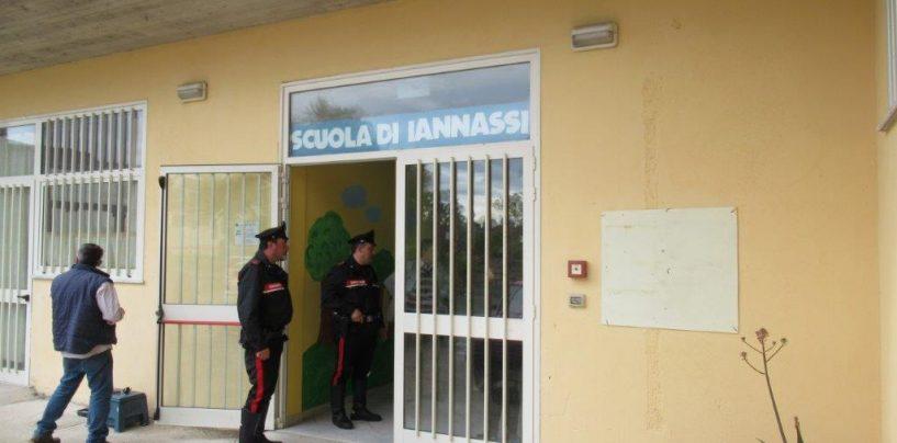 Quattro giovani in manette per furto aggravato: sorpresi all'interno di un Istituto scolastico