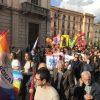 GALLERY/ Avellino si riempie di colori per la marcia contro l'omotransfobia