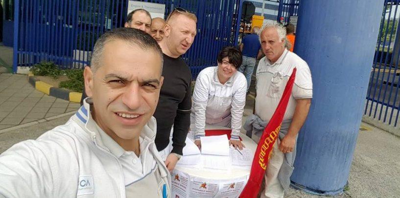 """Fca, operai in assemblea. Appello della Fiom: """"Fronte comune per salvare Pratola Serra"""""""