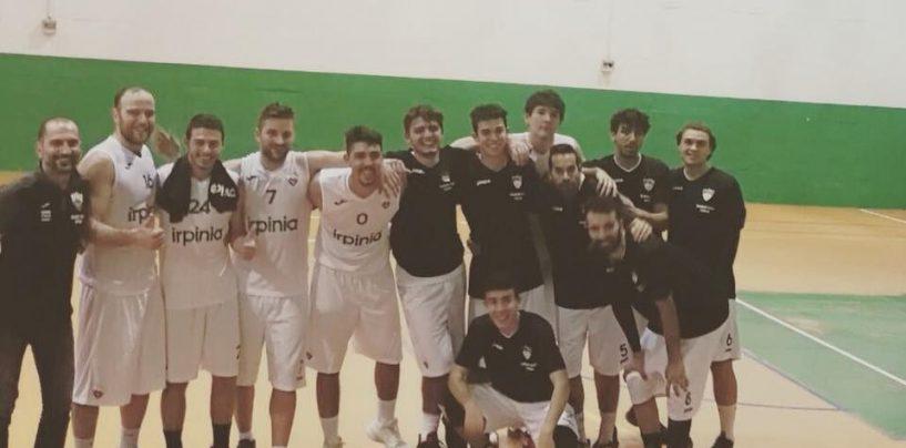 L'Irpinia della palla a spicchi esulta: il Basket Club è in Serie C