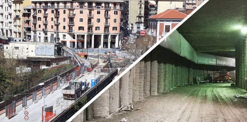 """""""Vi mostriamo il Tunnel, anzi no"""". Dietrofront Comune, slitta il tour. E la città attende il Ponte"""