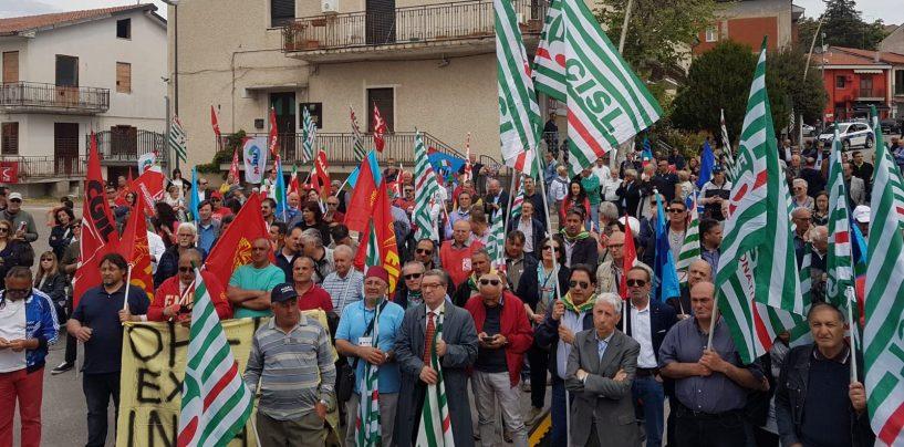Primo maggio di unità a Lioni: il sindacato rilancia