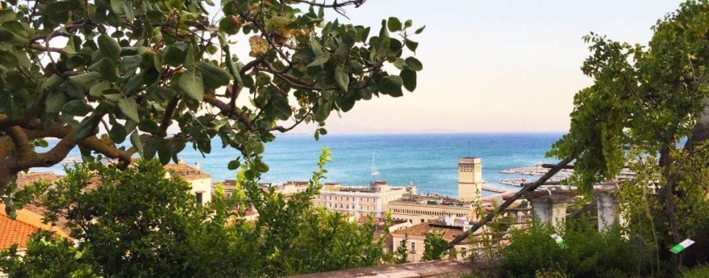 Anche Salerno e la Campania tra i parchi più belli d'Italia