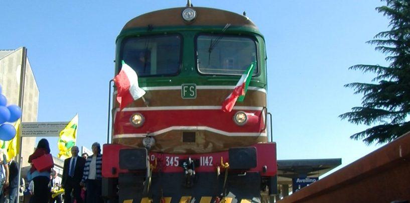 """Tutto pronto per il """"Treno dell'8 marzo"""", da Avellino a Lioni insieme per le donne"""