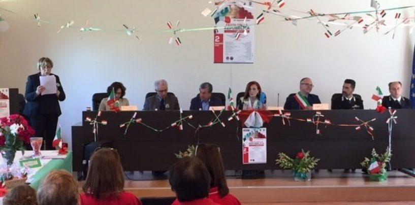 A Flumeri si festeggia il 72° Anniversario della Repubblica Italiana