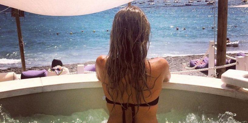 L'unica spa in spiaggia nel Sud Italia, Otium Spa Mare di Minori è assolutamente da provare