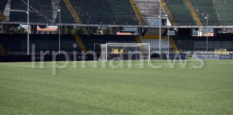 Calcio Avellino: Alfageme c'è, il Partenio-Lombardi no