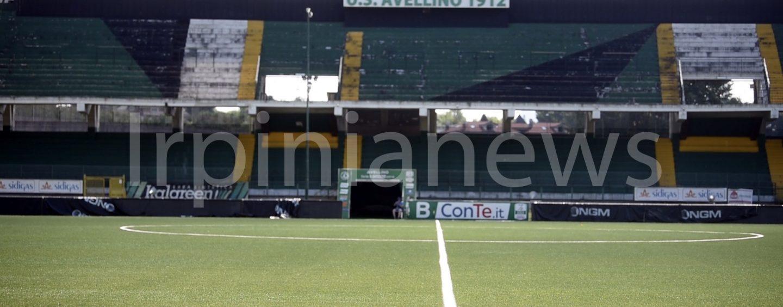 Avellino-Cavese, Tribuna Terminio off-limits: scatta la prevendita