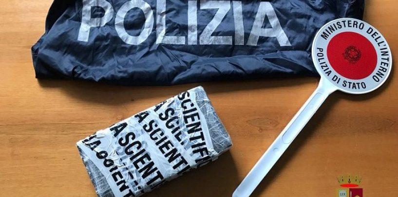 Trovati in possesso di un chilo di cocaina: coppia in manette