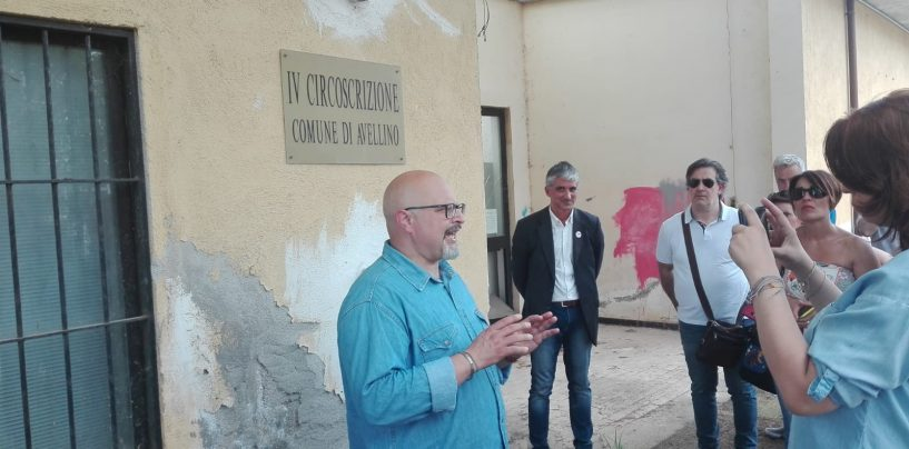"""Ciampi parte da Quattrograne: """"Basta cittadini di serie A e B. Giunta? Prerogativa del sindaco"""""""