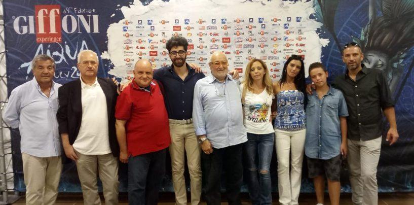 """Festival del Cinema di Giffoni: protagonista il film irpino """"Il Bacio Azzurro"""""""