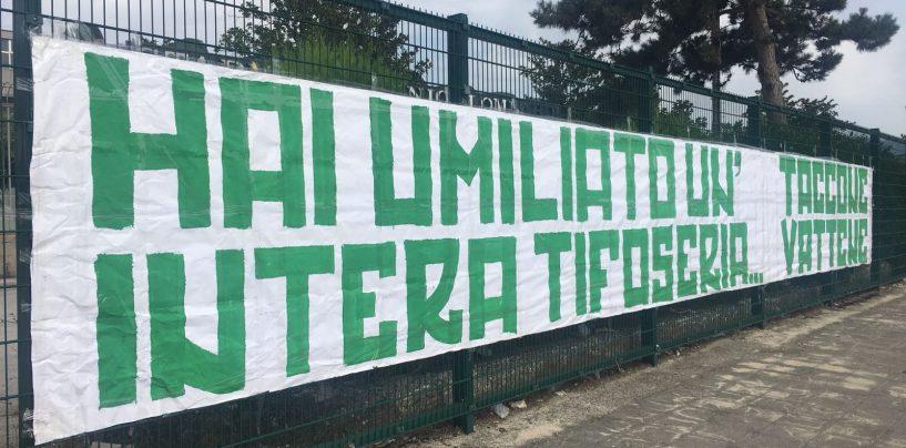 Avellino, Serie B a rischio: esplode la contestazione