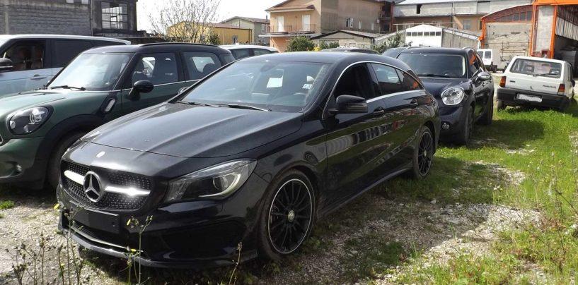 Maxi sequestro d'auto di grossa cilindrata: le vendevano senza pagare le tasse