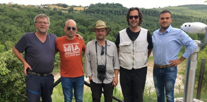 La mefite di Rocca San Felice sotto la lente degli studiosi: in atto monitoraggio