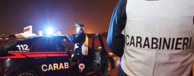 Sorvegliato speciale viola le prescrizioni: scoperto dai carabinieri