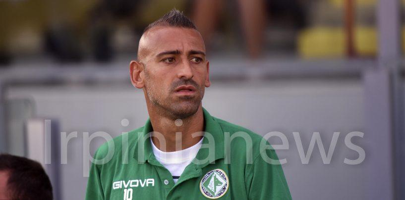 Avellino, niente Castaldo-bis: resterà alla Casertana