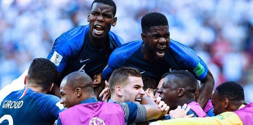 I francesi di Deschamps conquistano la Coppa del Mondo