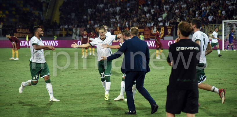Roma-Avellino 1-1, la fotogallery di Irpinianews