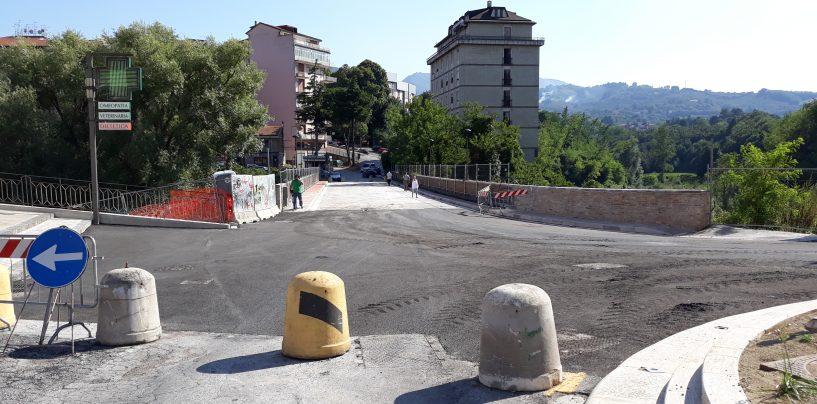 """Ponte Ferriera, Fausto Sacco: """"Attendiamo apertura anche alle auto"""""""