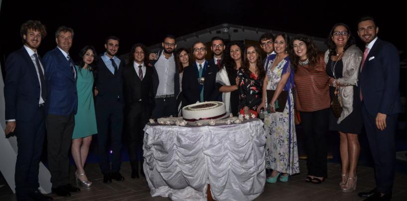 E' Taurasi il nuovo presidente del Rotaract Club Avellino Est