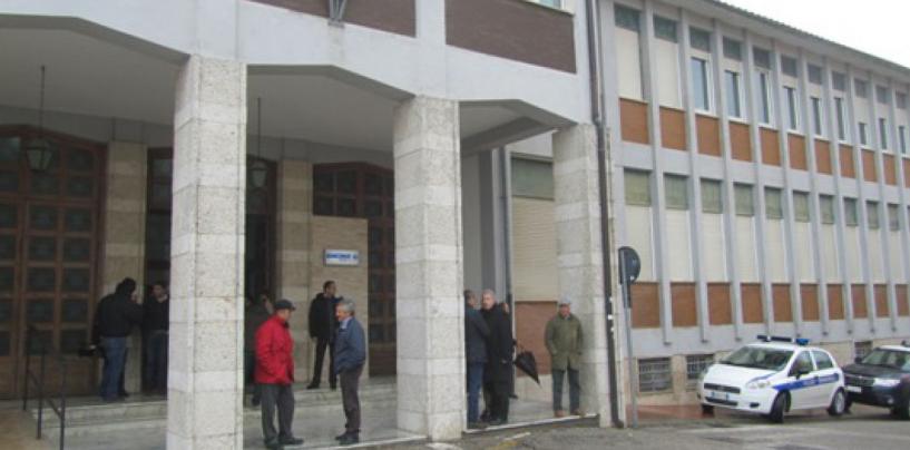 """Soppressione Tribunali, protesta Ariano: """"Riforma da rivedere"""""""