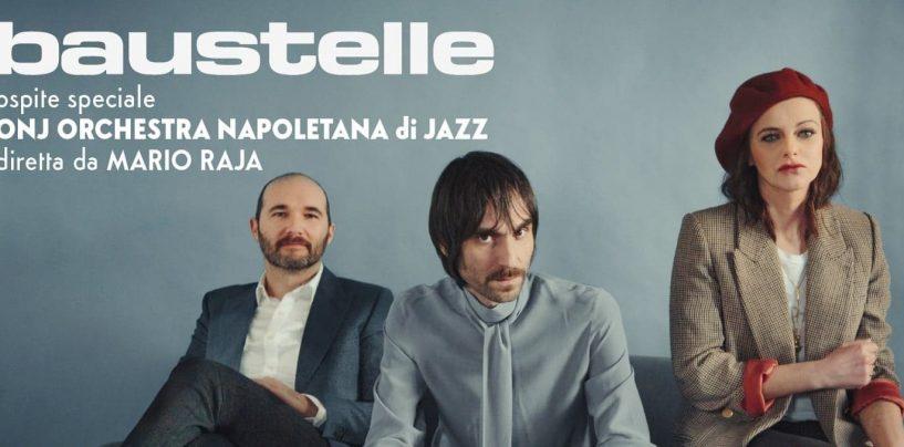 I Baustelle in concerto ad Avella, un evento speciale all'Anfiteatro con l'Orchestra Napoletana di Jazz