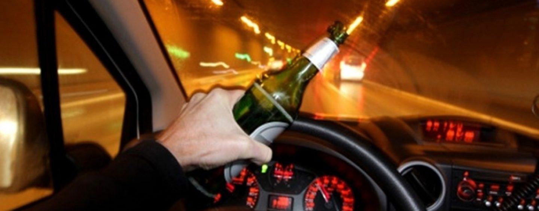Guida in stato di ebbrezza e ubriachezza molesta: nei guai sette giovani
