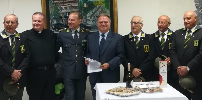 Guardia di Finanza irpina in festa: il Colonnello Caputo nominato Generale di Brigata