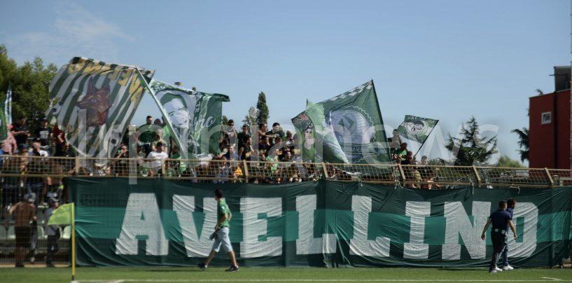 SFF Atletico-Calcio Avellino, capienza ridotta: nessuna prevendita