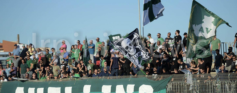 Latina-Avellino: altre restrizioni per i tifosi biancoverdi