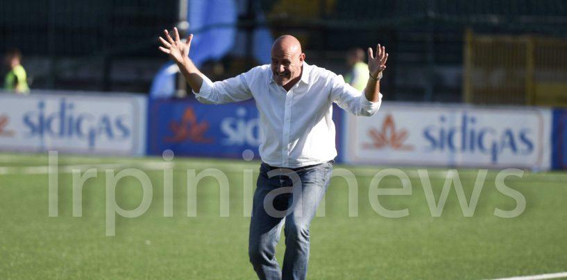 Calcio Avellino via dal Partenio: Graziani fa i conti con il disagio