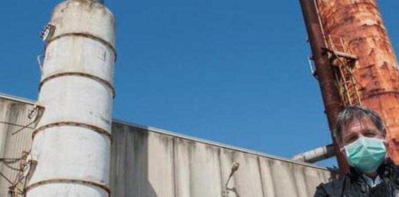 Ex Isochimica, incubo amianto: parte il monitoraggio in città e nei comuni limitrofi