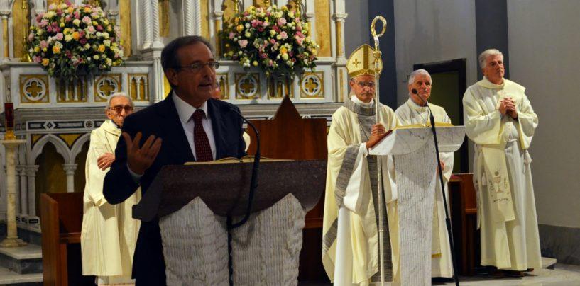 """FOTO/ La Polizia celebra al Rosario San Michele. Botte: """"Al servizio della collettività"""""""
