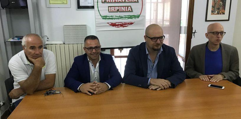 """Centrodestra, """"Primavera Irpinia"""" apre un circolo a Lioni"""
