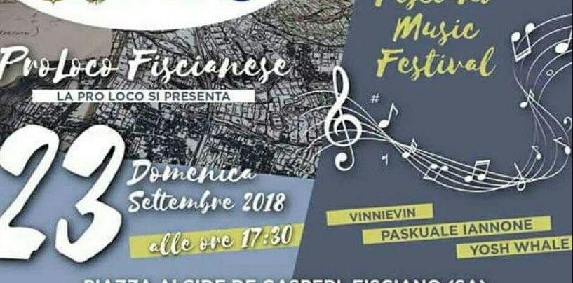 Fisciano Music Festival: musica e beneficenza in Piazza De Gasperi per Donato