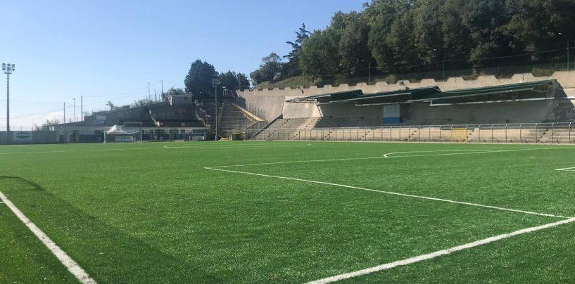"""Prima Categoria, lo Sporting Accadìa giocherà la gare interne al """"Renzulli"""" di Ariano"""