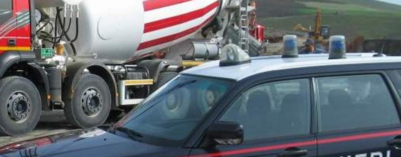 Scarsa sicurezza nel cantiere, sospesa la costruzione di un parco eolico