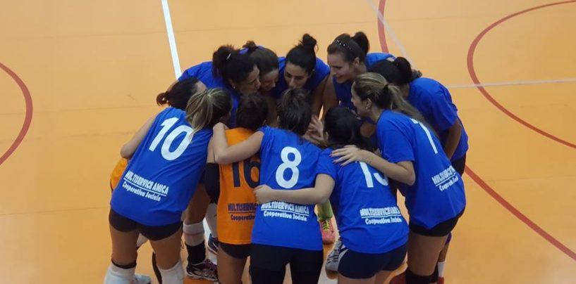 Avellino Volley, si parte: domenica debutto a Borgo Ferrovia