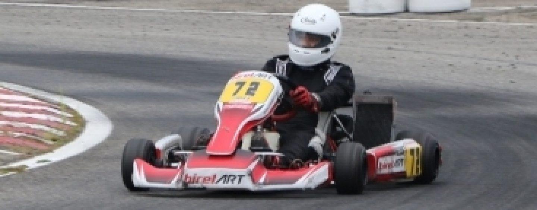 Karting Club Tufo, Palladino va al Mondiale