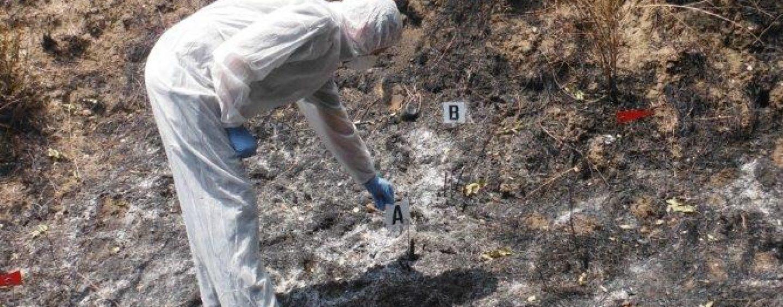 Il Monte Taburno usato per incenerire i rifiuti: denunciato un uomo