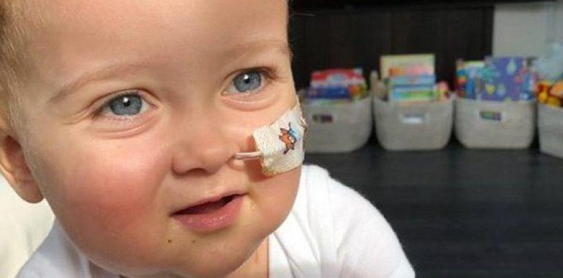 Cercasi midollo: Avellino si mobilita per salvare il piccolo Alessandro Maria
