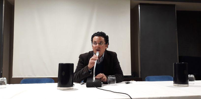 """Provinciali, Palmieri: """"Non porto il cappello"""". De Caro: """"E' lui il nostro candidato"""""""
