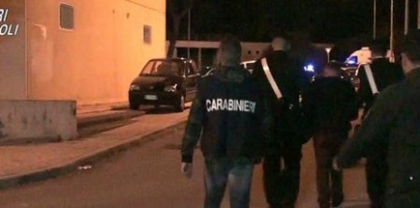 Duro colpo ad un gruppo di narcotrafficanti operante in Campania, 22 arresti