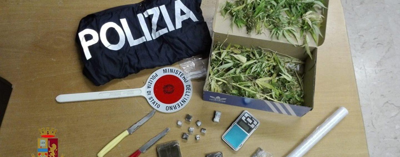 Spacciava droga davanti ad un bar del centro: arrestato 28enne