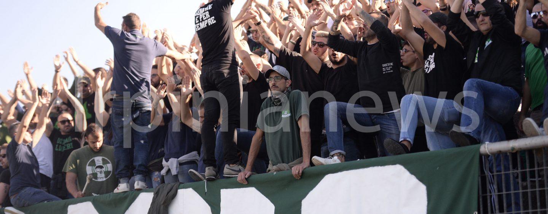 Flaminia-Avellino, la fotogallery dell'umiliazione biancoverde