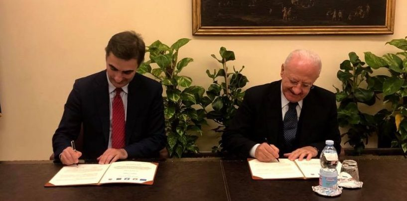 C'è intesa tra Regione e Provincia: oltre due milioni di euro per la Prefettura e l'ex Caserma di Ariano